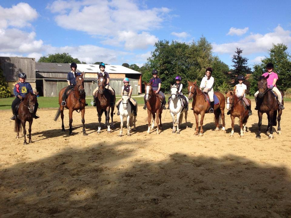 Snainton Riding Centre Outdoor Group