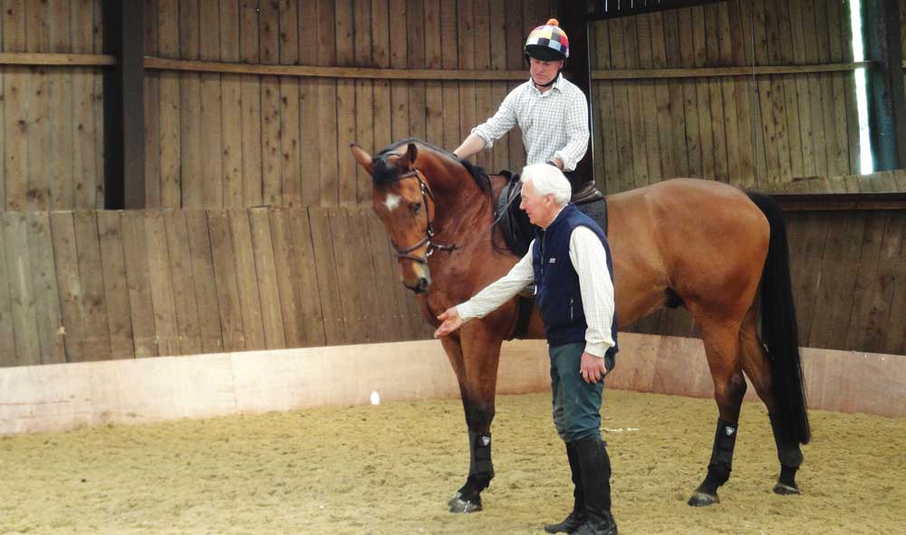 Snainton Riding Centre Private Lesson